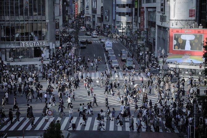 Discovering Shibuya