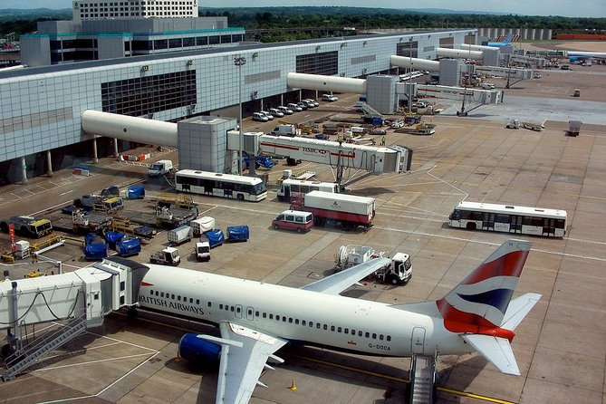 Gatwick Airport to London Private Transfer