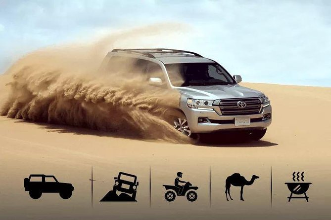 Desert Safari with BBQ Dinner, Dubai