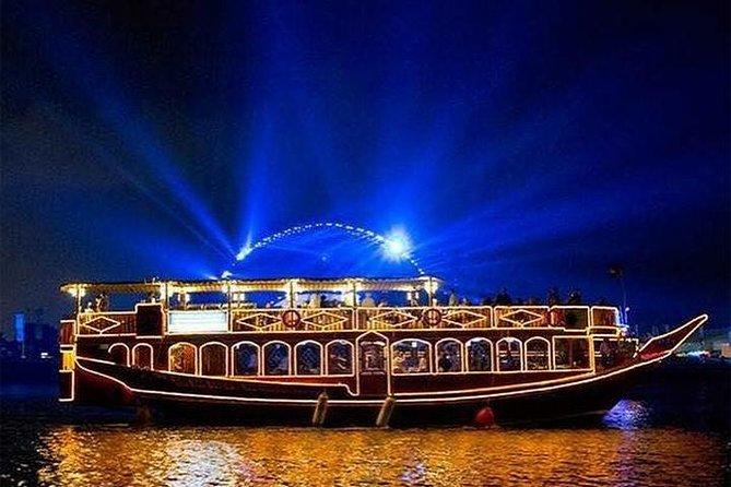 Romantic Dinner Cruise in Dubai Marina