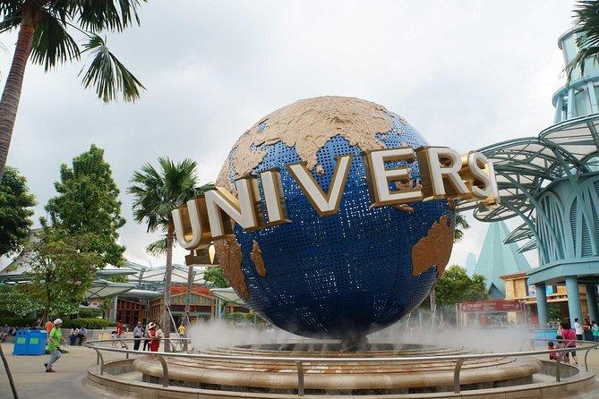 Passe Universal do Dia dos Estúdios em Singapura com Transfer Privado