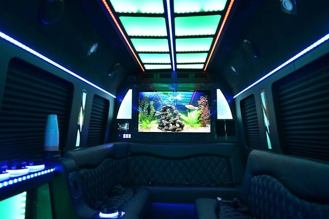 Sprinter Party Bus transportation things to do Ft Lauderdale Miami #dreamridellc