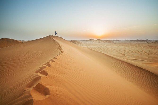 Empty Quarter 'Rub Al Khali' Day Tour - 4X4 Safari Adventure