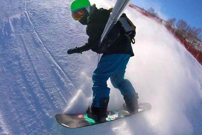Chongli Ski Resorts Private Transfer from Beijing City