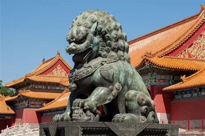 Forbidden City & Mutianyu Wall private tour with authentic Chinese lunch