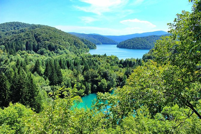 Private Daytrip to Plitvice Lakes - most beautiful Croatian national park