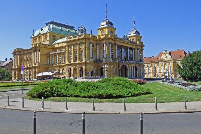 Private Daytrip to Zagreb - Capital of Croatia