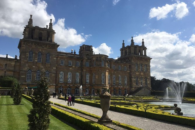 Blenheim Palace Guided Tour- meet at palace
