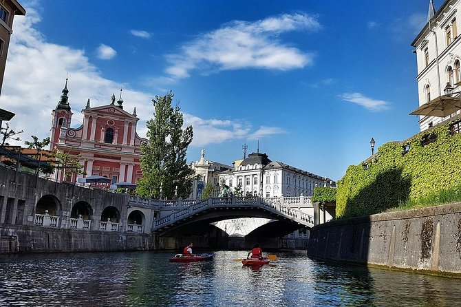 Private Daytrip to Bled and Ljubljana