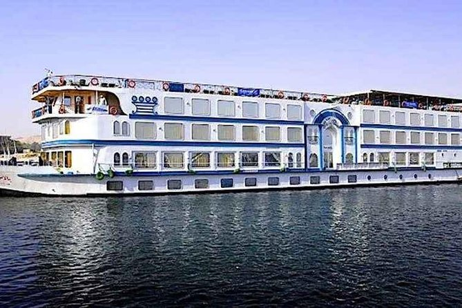 04 Days Nile cruise experience with flight from Cairo