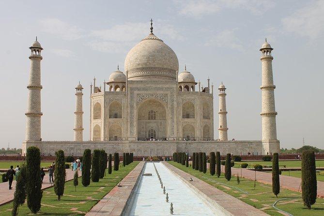 Taj Mahal Day Trip - A Lifetime Experience