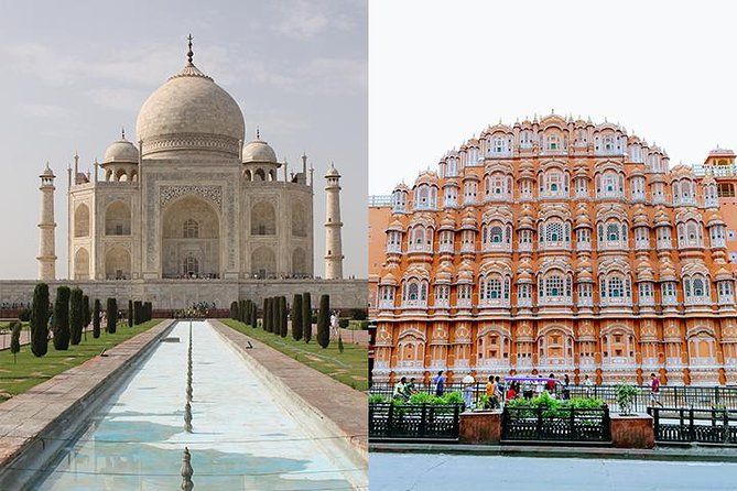 Golden Triangle Jaipur Agra trip from Delhi