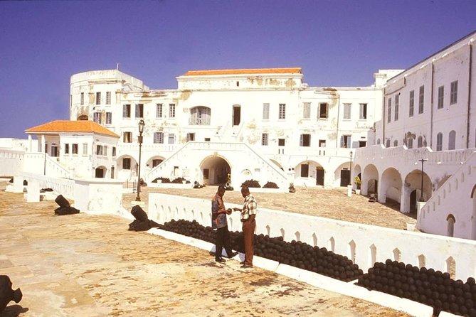 Experience Cape Coast, Kakum & Elmina