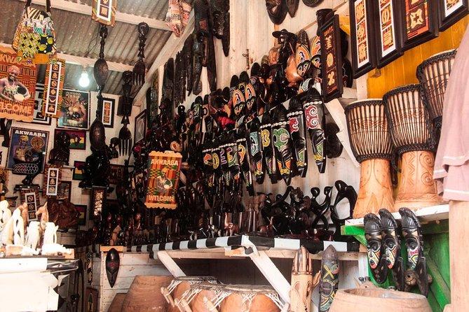 Shopping Tour Of Accra