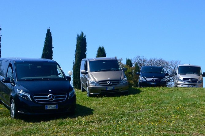 Florence to FCO Rome Airport Private Car/Van Transfer