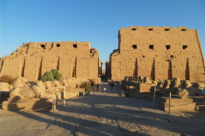 from hurghada to luxor