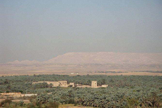 kharga oases