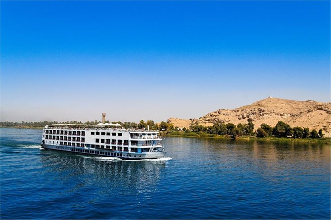 Nile Cruise from Aswan to Luxor for 3 Nights 4 Days