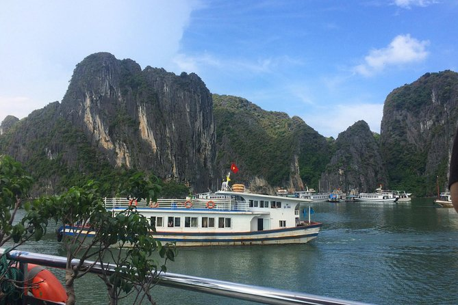 Halong Bay 1 Day Essential Tour - Basic Option