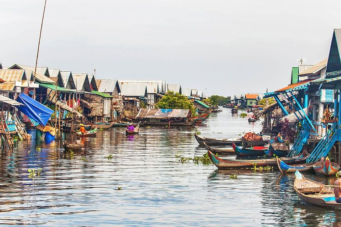 Kampong Khleang Floating Village photo 1