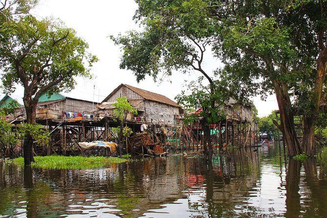 Kampong Khleang Floating Village photo 5