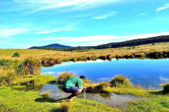 National Park Horton Plains