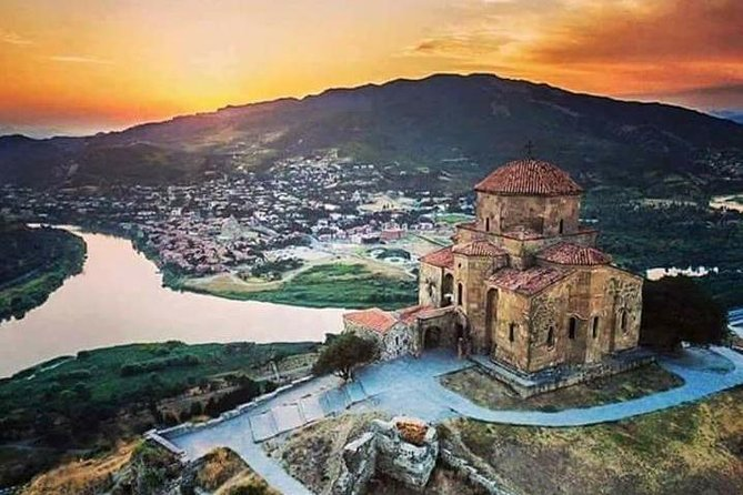 One day private tour in Tbilisi and Mtskheta city