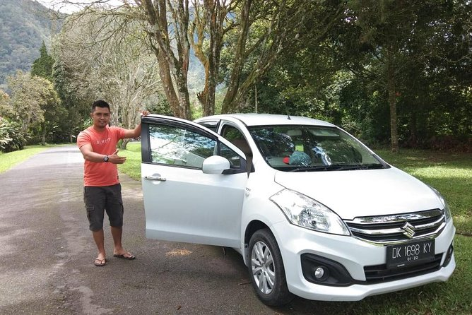 Full Day Bali Private Car Charter With Driver