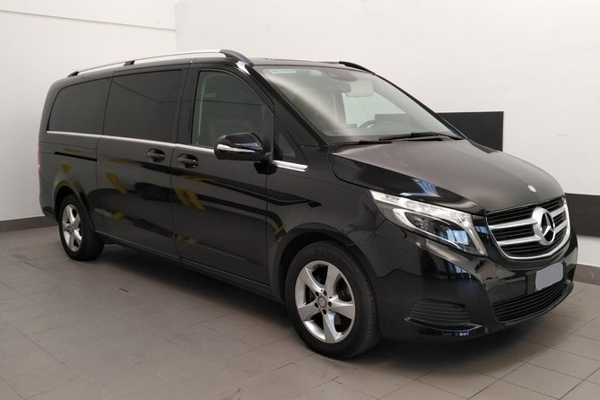 Private transfer from Venice Airport to Venice Port by Minivan