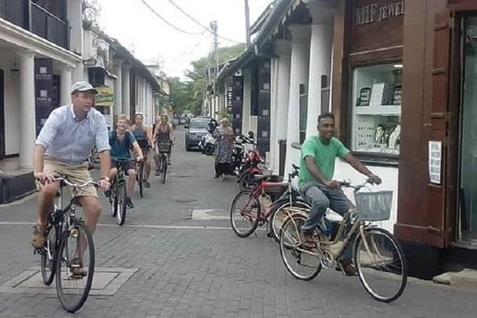 Day Galle City Tour with Bicycle Ride