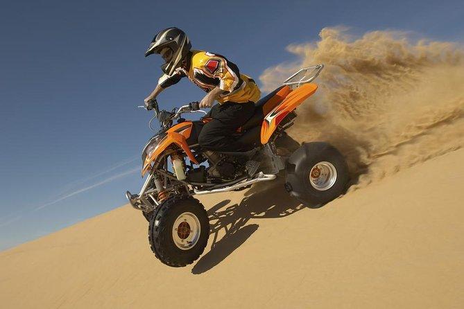 Quad Bike Guided Desert Tour