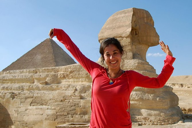Cairo and Giza Full-Day Tour from Hurghada by bus