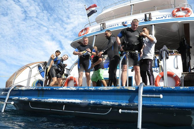 Giftun Island Snorkeling Day Trip