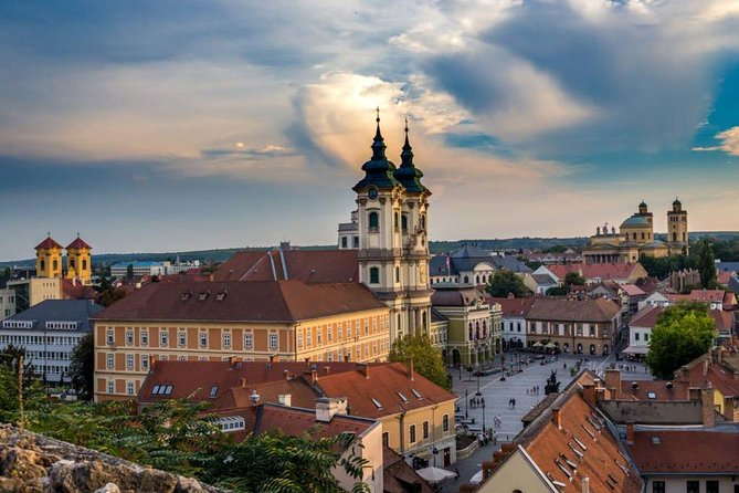 Eger town and castle tour with guide and private transport