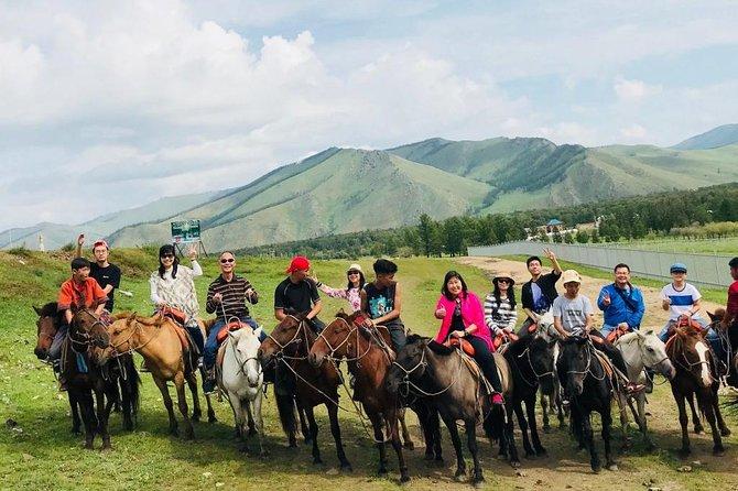Terelj National Park Day tour