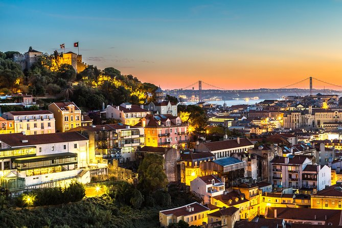 Private Tour Lisboa Half Day 5 Hours