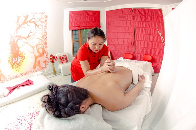 Body Spa 60Min (Swedish or DeepTissue or Balinese or Aromatherapy or Dry Stretch)