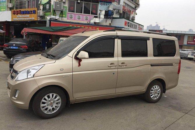 COCHE PRIVADO Traslado directo Yangshuo Guilin Chengyang Fenghuang Zhangjiajie