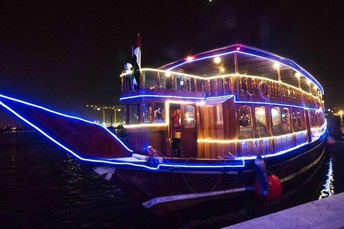 Dhow Cruise Dinner on Dubai Creek