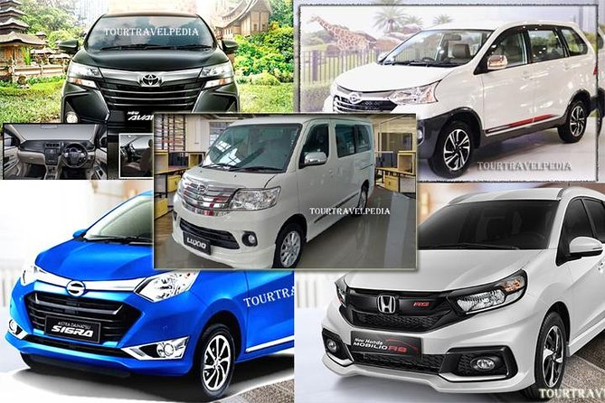 Chauffeur Service in Jakarta ( Economy Class )