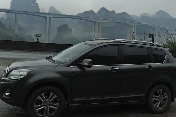 Lijiang Train Station to Lijiang Hotel