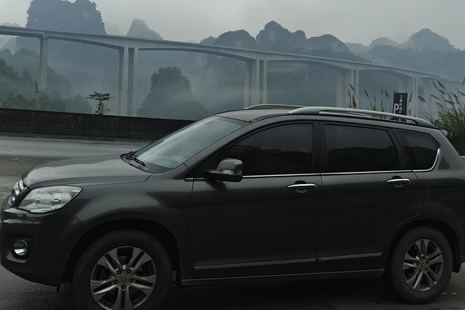 Private car from Pingyao Hotel to Datong Hotel