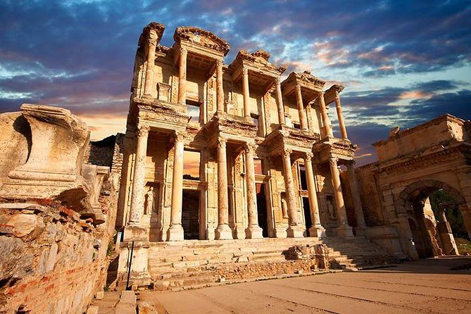 Full Day Ephesus Tour From Izmir Lunch Included 2020