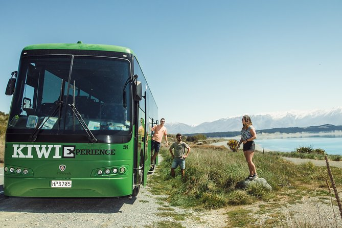 Flexible Fully Guided New Zealand Bus Pass - Auckland to Queenstown Return
