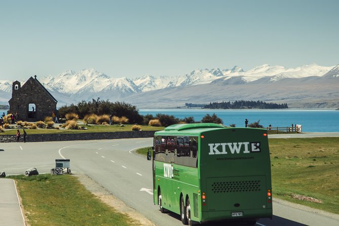 Flexible Fully Guided New Zealand Bus Pass - South Island Loop & Milford Sound