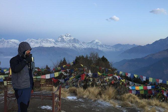 4 Days Annapurna View Trekking from Pokhara
