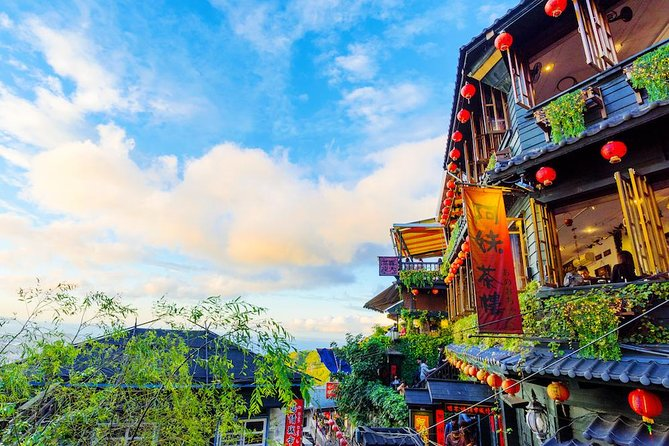 7-Hour Join tour - Jiufen Village & Shifen Town