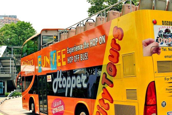Funvee Open Top Bus Hop On Hop Off 1 Day