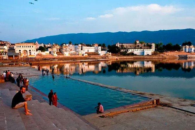 Pushkar Day Tour with Guide - Jaipur - Pushkar - Jaipur