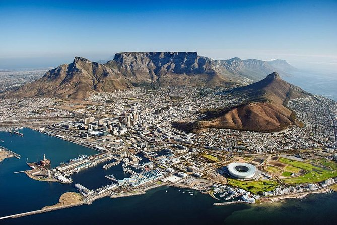 4 Days Cape Town Adventure